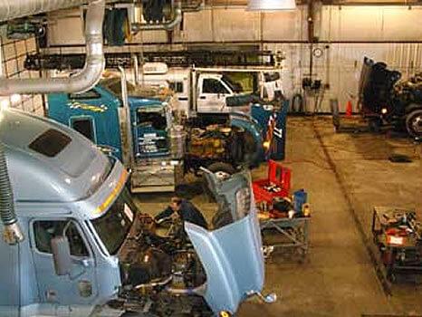 Truck Maintenance Repair Service Rawlines Wyoming